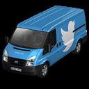 Twitter-Van-Front-icon