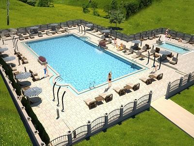 Constructii piscine din beton metalice isoblok for Construim piscine