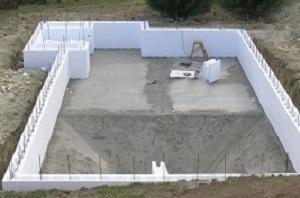 PIscine din beton Isoblok