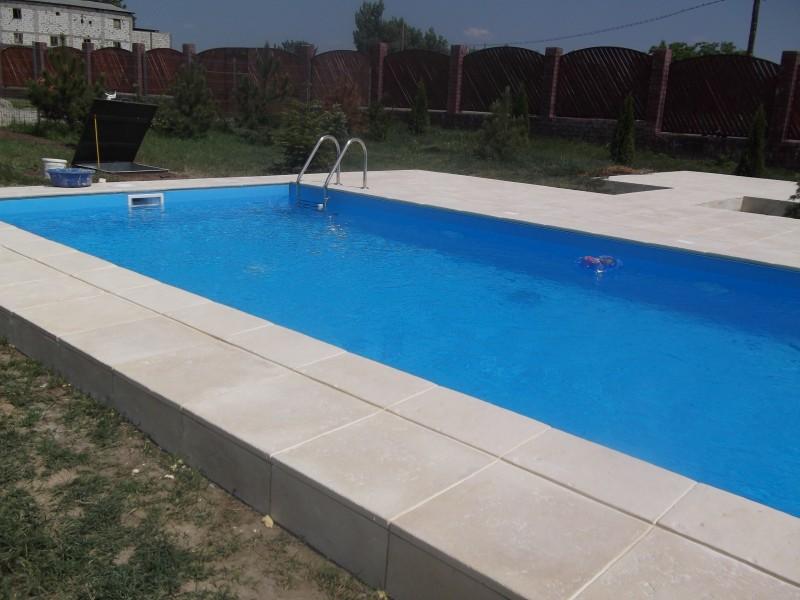 Portofoliu constructii piscine for Piscina 1 20